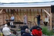 Musikcafé med Svante Lindqvist med gäster   3 Juli 2019