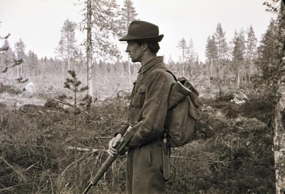 Erik Vikström Nybacken